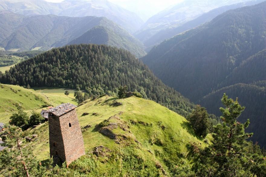 Путешествия в Грузии Тбилисский