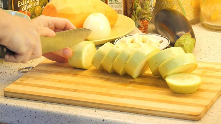 Маринованные овощи для гриля.