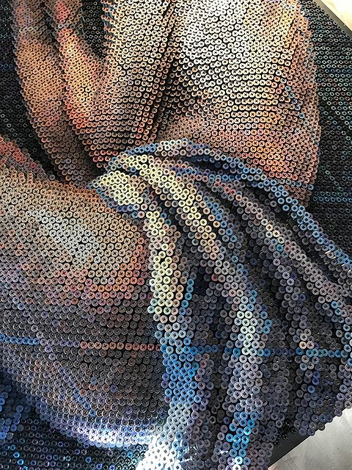 Прекрасные женщины Брюса Макли из 20000 шурупов (14 фото)