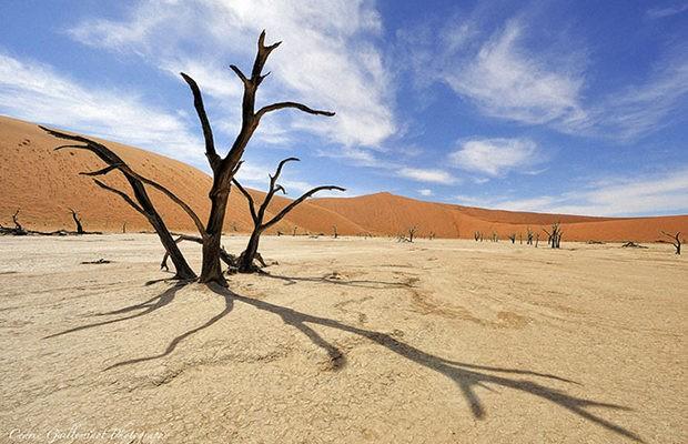 Безжизненные места на Земле (13 фото)