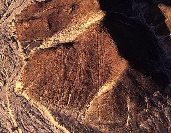 Что могли обозначать эти рисунки III века до нашей эры (41 фото)