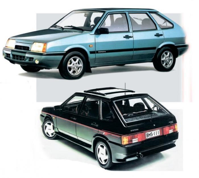 Советские автомобили в Финляндии: чужая родня (10 фото)