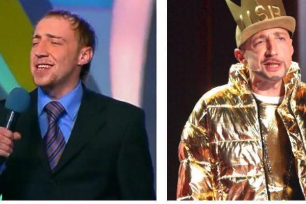 Как изменились артисты Comedy Club за 12 лет: флешмоб #ВыросНаКамеди (10 фото)