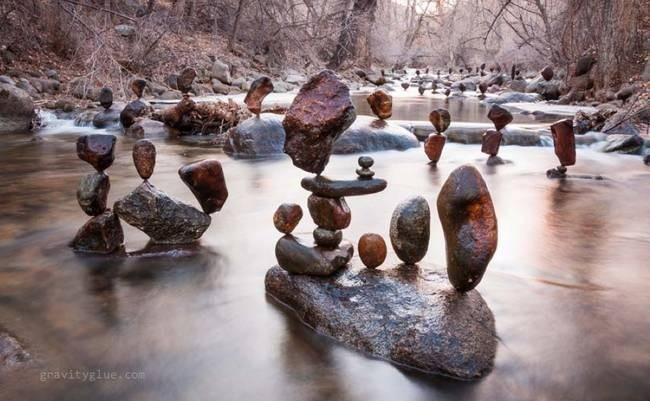 Хобби, в котором главное найти баланс (20 фото)