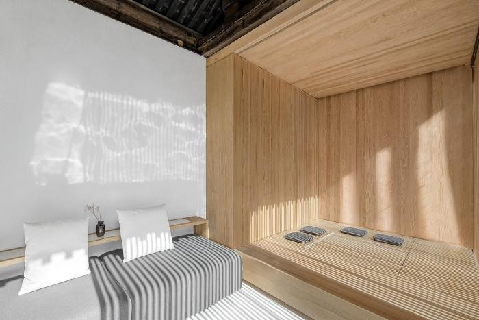 Дизайн многофункционального дома в Пекине (26 фото)
