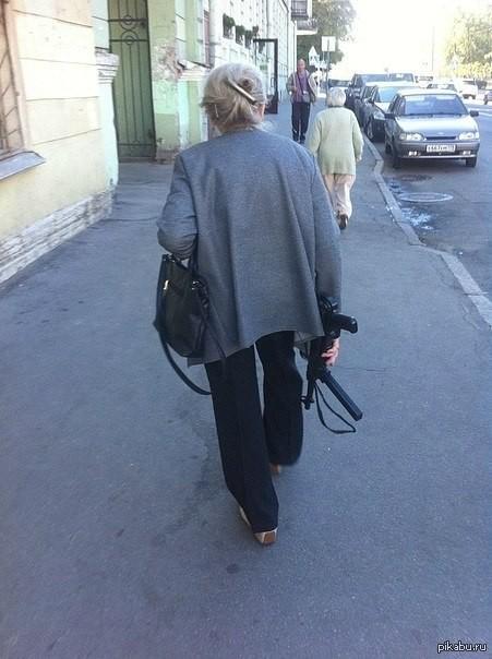В городе всегда нужно быть начеку (19 фото)