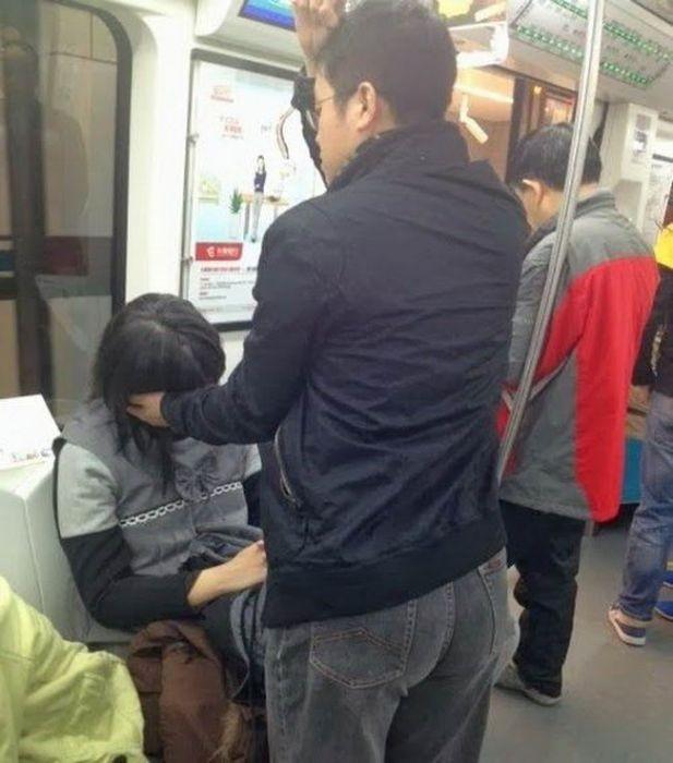 Забавные снимки из Азии (35 фото)