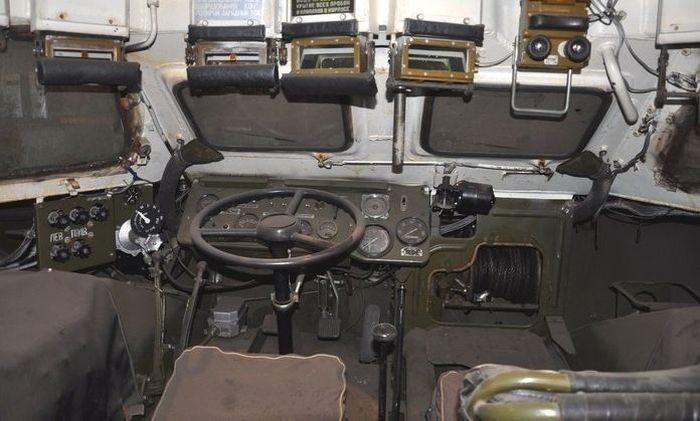 Тюнинг и переделка БРДМ 2 (6 фото)
