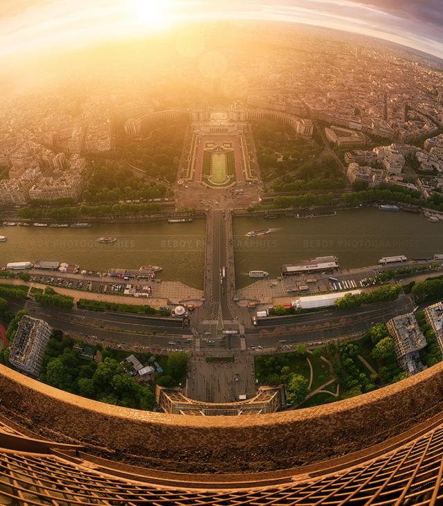 11 самых потрясающих крыш мира (11 фото)