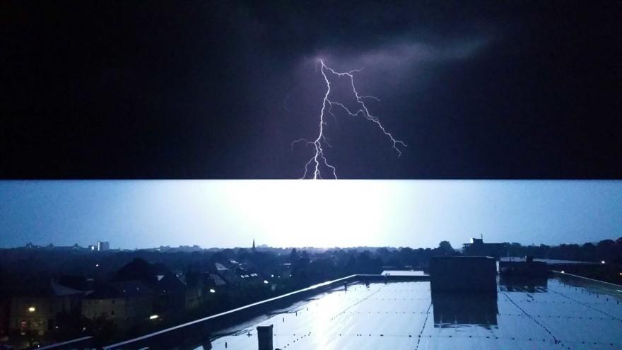 Фото, которые взрывают мозг и заставляют поверить в искажение пространства и времени (13 фото)