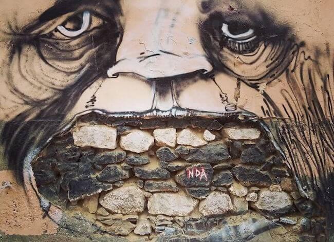 Вандализм или стрит-арт? (25 фото)
