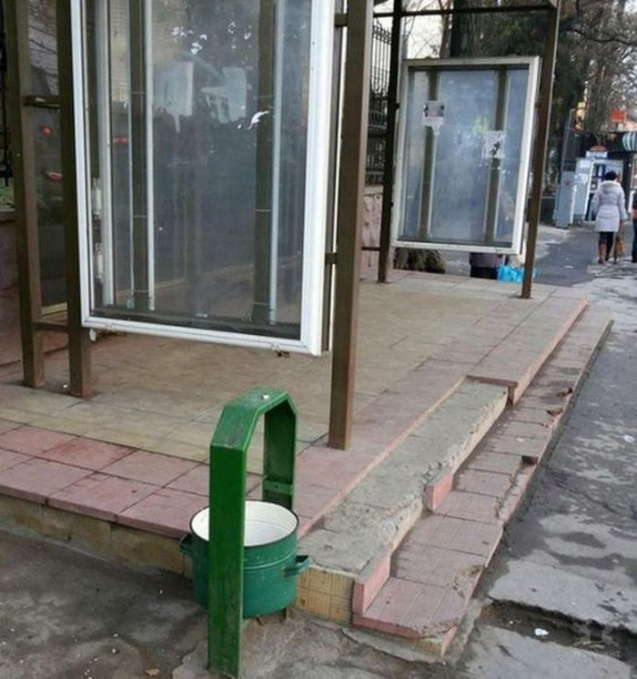 Такое можно встретить только в России (37 фото)