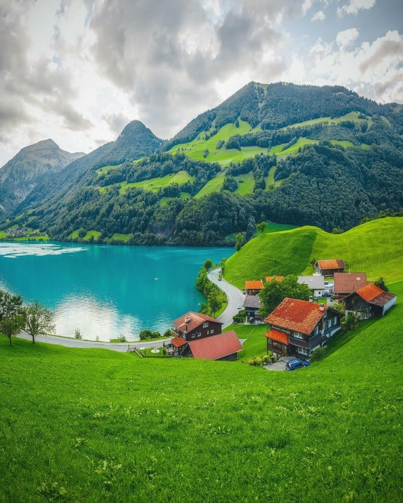 Красивые пейзажи Кума Чевика (30 фото)