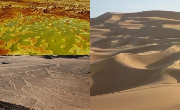 Самые горячие места Земли (8 фото)