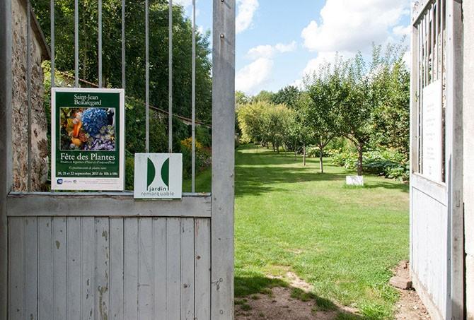 Прогулка по лучшему саду-огороду в окрестностях Парижа (27 фото)
