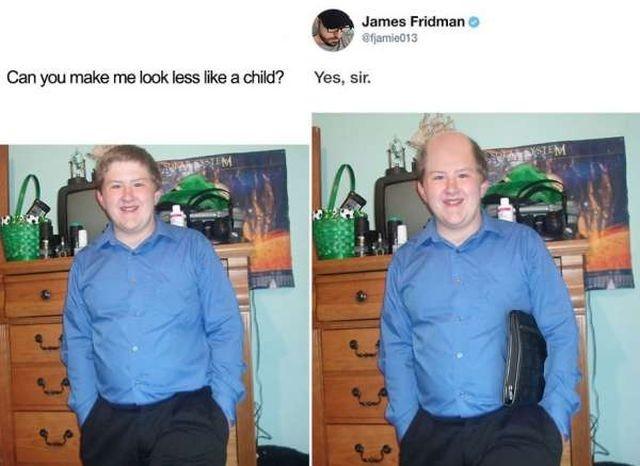 Свежие работы фотошоп-тролля Джеймса Фридмана (21 фото)