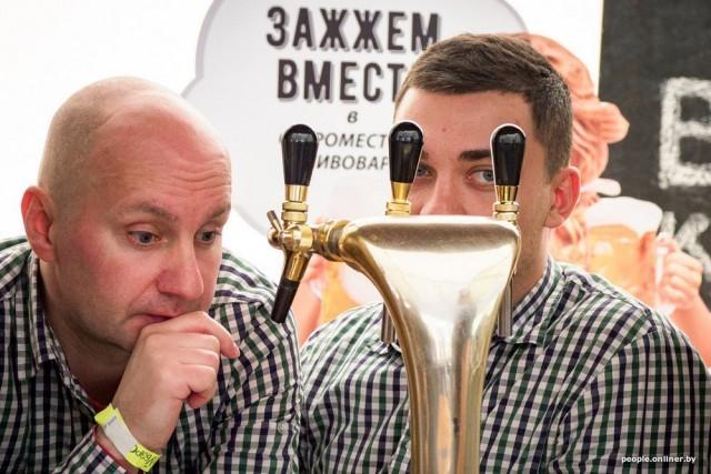 Белорусский аналог «Октоберфеста» в Логойске (38 фото)