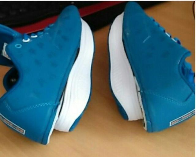 Долгожданные кроссовки из Китая (3 фото)