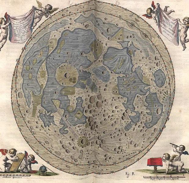 Самое интересное о Луне (11 фото)