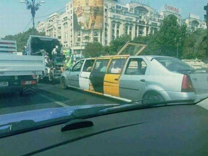 Странные автомобили (31 фото)