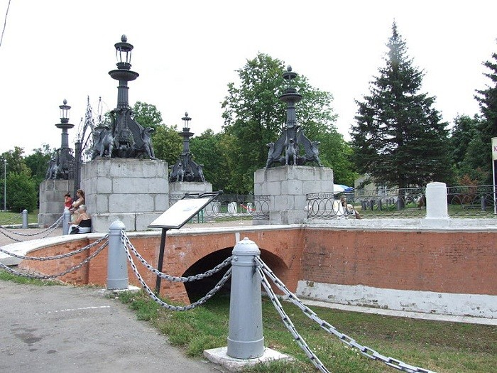 Старинные усадьбы Москвы (17 фото)