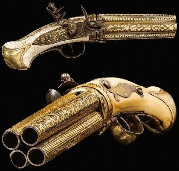 Необычное оружие (33 фото)