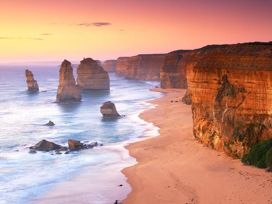 Захватывающая красота Австралии (12 фото)