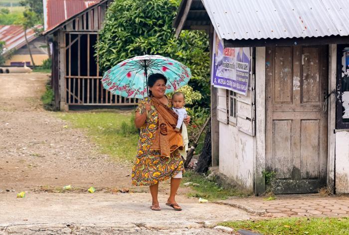 Путешествие в Индонезию (26 фото)