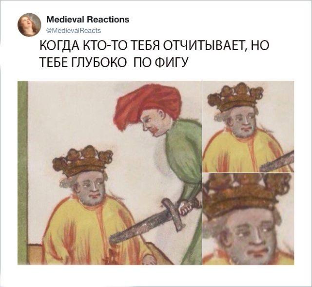 Средневековые картины, которые могут охарактеризовать нашу жизнь (14 фото)