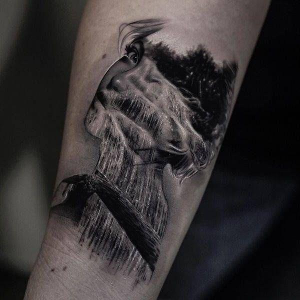Потрясающие татуировки Инала Берсекова (26 фото)