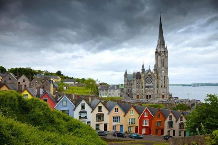 Любопытно об Ирландии (6 фото)