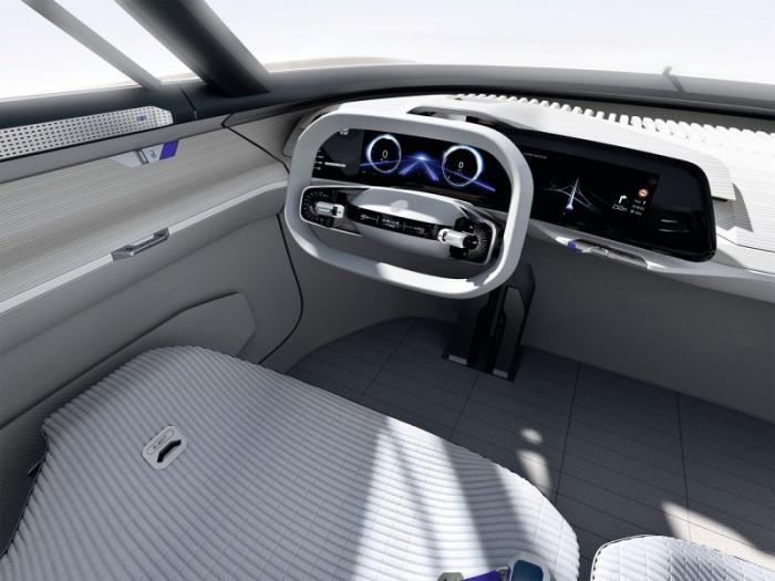 Renault Symbioz - автомобиль, как часть вашего дома (27 фото + 1 видео)