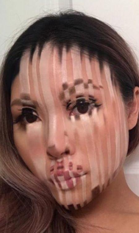 Невероятные образы и иллюзии от визажиста Мими Чой (20 фото)