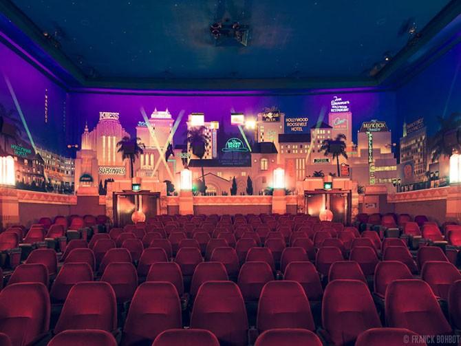 Самые необычные кинотеатры мира (21 фото)