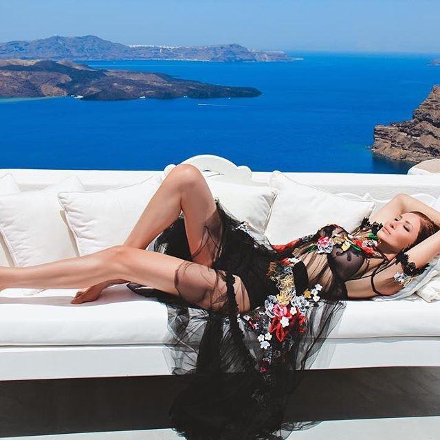 Жаклин Пизано - одна из самых привлекательных женщина (16 фото)