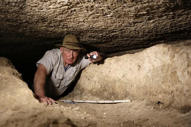 Загадка строительства Великой пирамиды в Гизе раскрыта (5 фото)