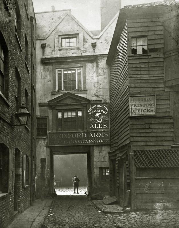 Каким был Лондон во времена Шерлока Холмса (10 фото)