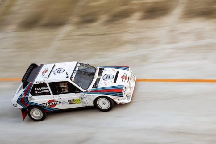Быстрее Сенны: могла ли Lancia группы B соперничать с машинами F1? (16 фото)