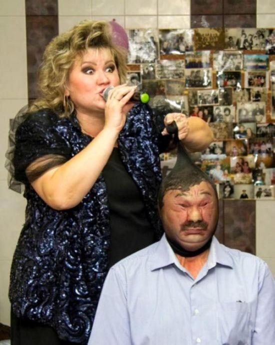 Забавные фото со свадеб (32 фото)