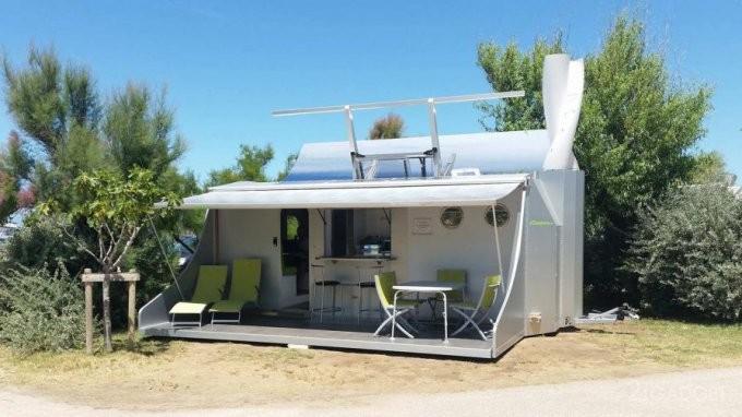 Передвижной и энергонезависимый дом будущего (33 фото + видео)