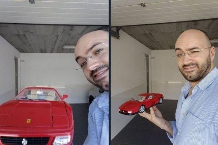 Как делают  фото для соцсетей (10 фото)