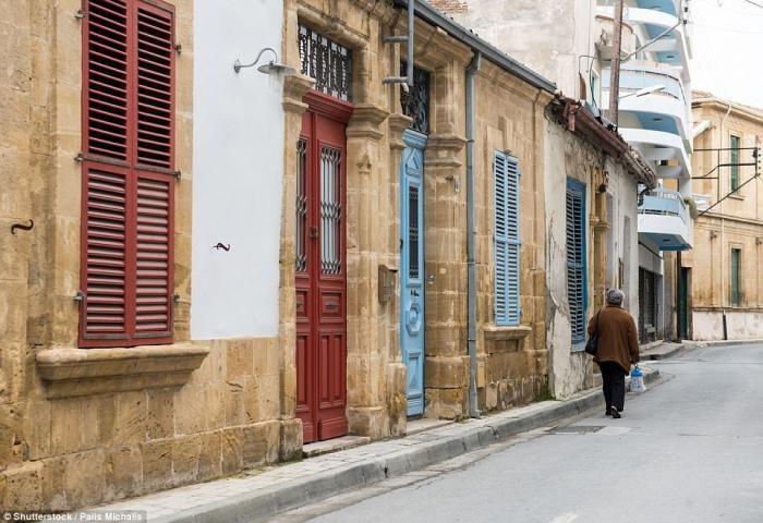 Путешествие по малоизвестному Северному Кипру (8 фото)