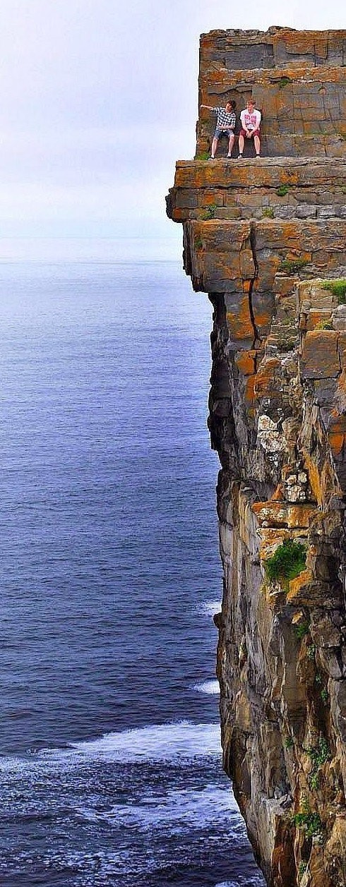Тем, кто боится высоты, лучше эту подборку не смотреть (20 фото)