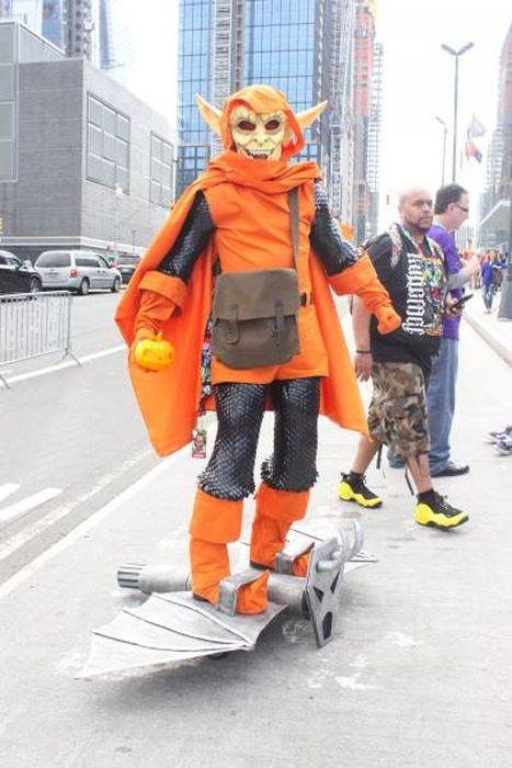 Фотоотчет с фестиваля Comic Con 2017 в Нью-Йорке (60 фото)