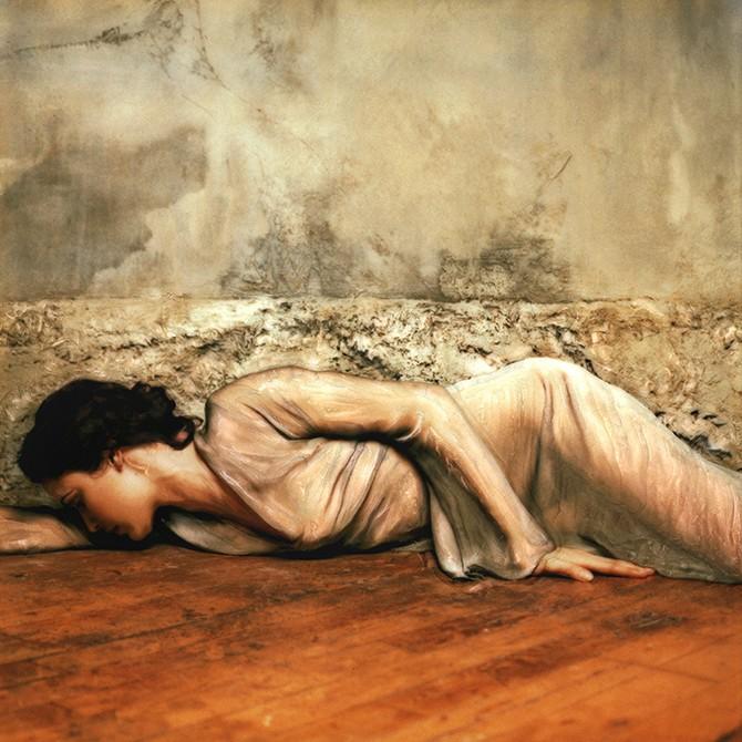 Фотографии как картины Барбары Коул (16 фото)