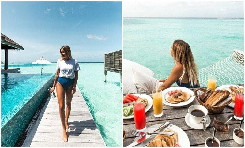 За один пост в Instagram эта девушка зарабатывает $900 (17 фото)
