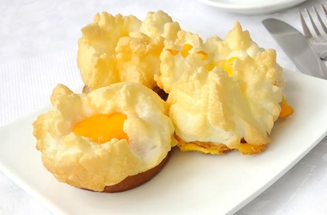 Самые вкусные яичницы в мире (10 фото)