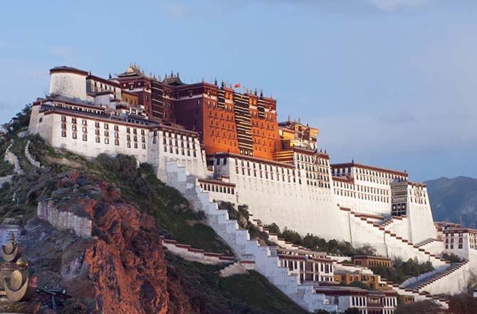 Величайшие древние храмовые комплексы (8 фото)