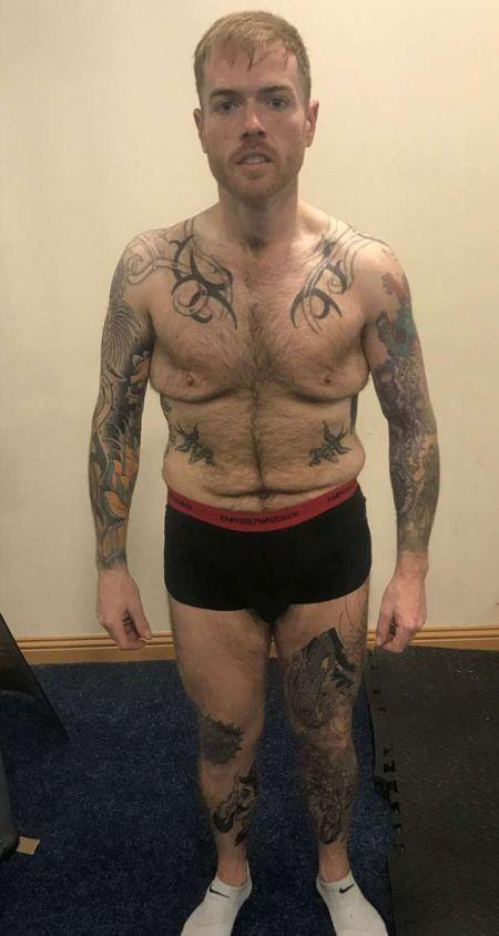 Барри МакРори - из толстого затворника в успешного боксера (4 фото)