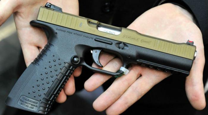 Главные пистолеты российской армии (5 фото)